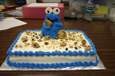 Third Cake Class Cake Baking Time